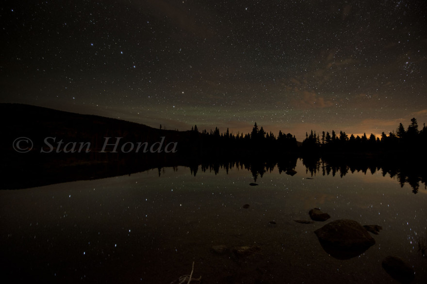 Big Dipper, Sprague Lake
