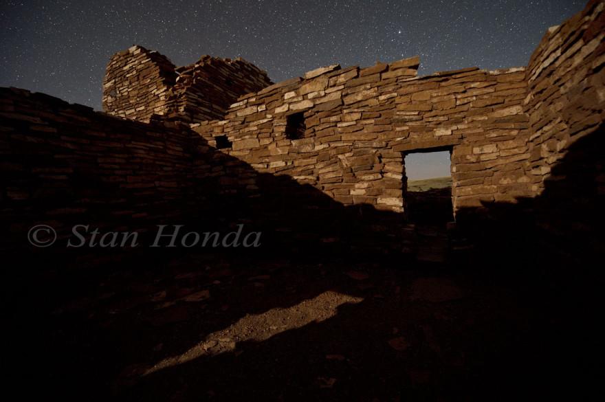Moon light, Lomaki pueblo