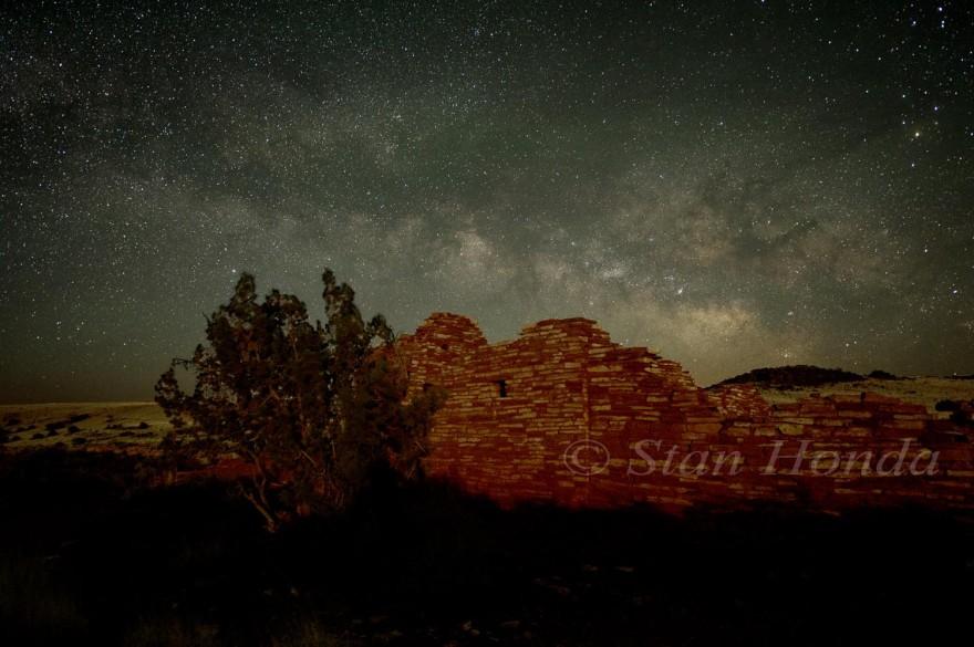 Milky Way, Lomaki pueblo