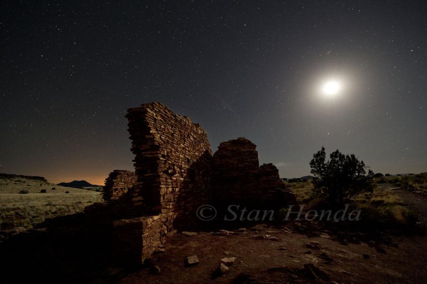 Moon, Lomaki pueblo
